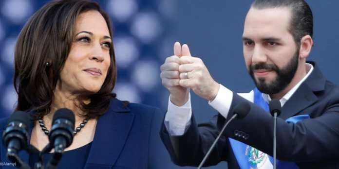 Kamala Harris: «Estados Unidos planea aumentar la ayuda» a Centroamérica