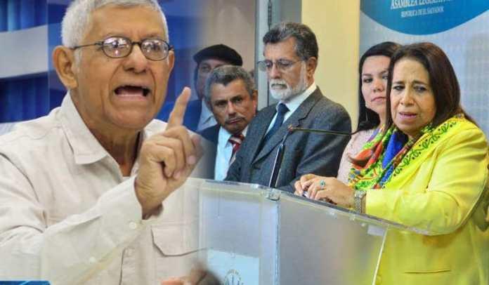 Dagoberto Gutiérrez: «El FMLN está destinado a desaparecer»