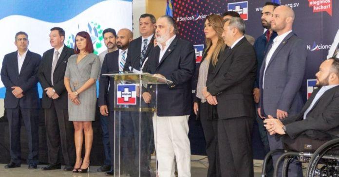 ARENA considera ser la «segunda fuerza política» en El Salvador