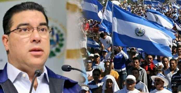 Salvadoreños exigen a Raúl Melara dar resultados del allanamiento en la Asamblea de las 1,200 plazas fantasmas