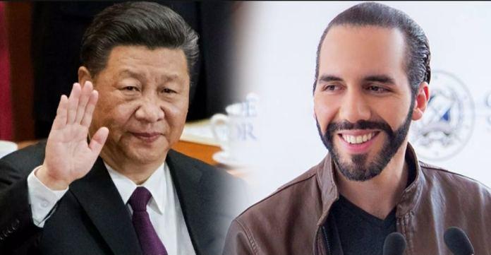 China apoya la nueva democracia de El Salvador y hace un llamado a no interferir