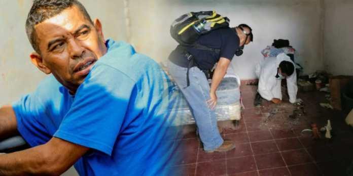 Al menos diez cadáveres han sido encontrados enterrados en vivienda del ex policía acusado de masacre