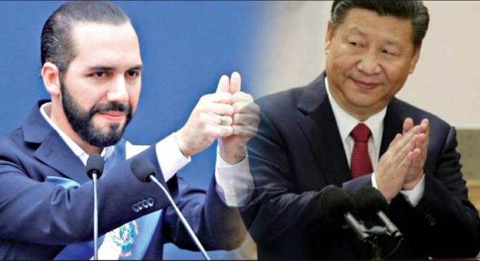 La relación China-El Salvador cada día más fuerte, así lo han confirmado