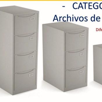 Archivos de Oficina