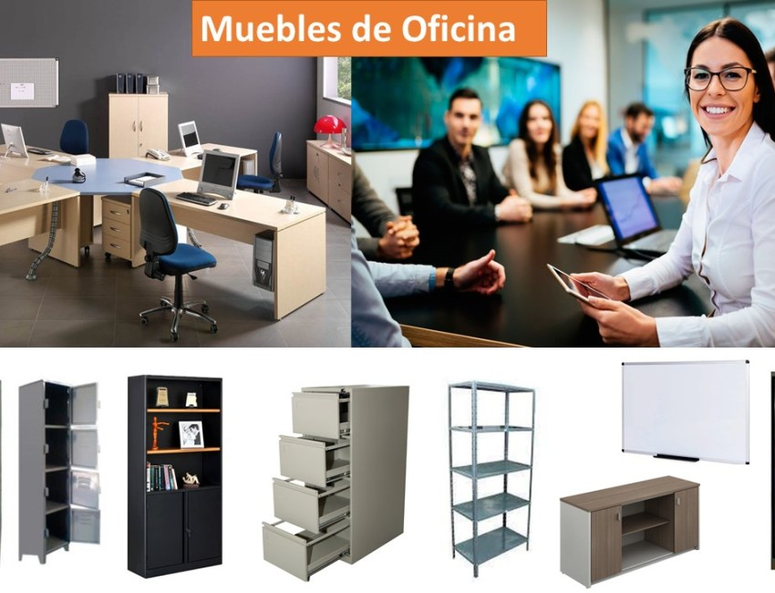 Muebles de Oficina El Salvador