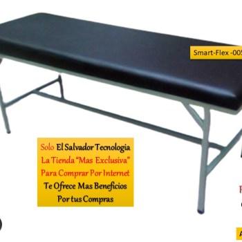 Muebles Hospitalarios Canape Fijo para Clinicas SmartFlex 0054 El Salvador Tecnologia