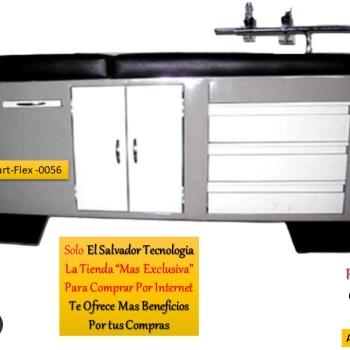 Muebles Hospitalarios mesa Ginecologica SmartFlex 0056 El Salvador Tecnologia