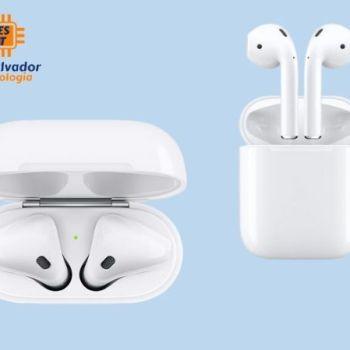 Apple Airpods con Estuche de Carga Mv7N2Lza