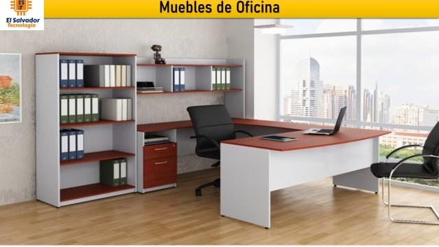 Muebles de Oficina - El Salvador Tecnologia