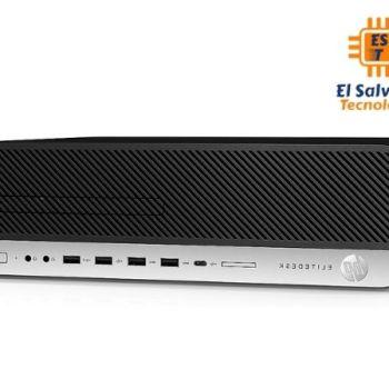 Computadora HP - Small form factor 9TQ93EC#ABM