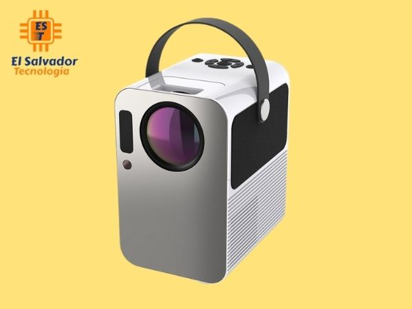 Proyector smart 720p con android 9.0