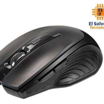 Mouse Inalámbrico Klip Xtreme Vortex KMW-355BK