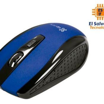Mouse óptico inalámbrico Klip Xtreme MICE Klever KMW-340BL