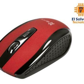 Mouse óptico inalámbrico Klip Xtreme MICE Klever KMW-340RD