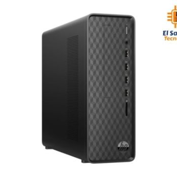 Computadora de Mesa – Solo CPU – HP Slim - Intel Core i3 10100 - 4 GB Ram - 256 GB Almacenamiento - Windows 10 Home - 427C6LA#ABM