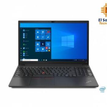 Laptop Lenovo E15 - 15.6 Pulgadas - Intel Core i5 1135G7 - 8 GB DDR4 - 256 GB SSD - Windows 10 Pro - 20TES05T00