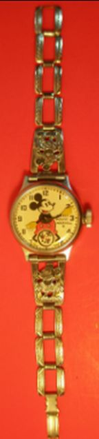Timex Mickey Mouse 5