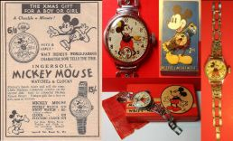 Timex Mickey Mouse