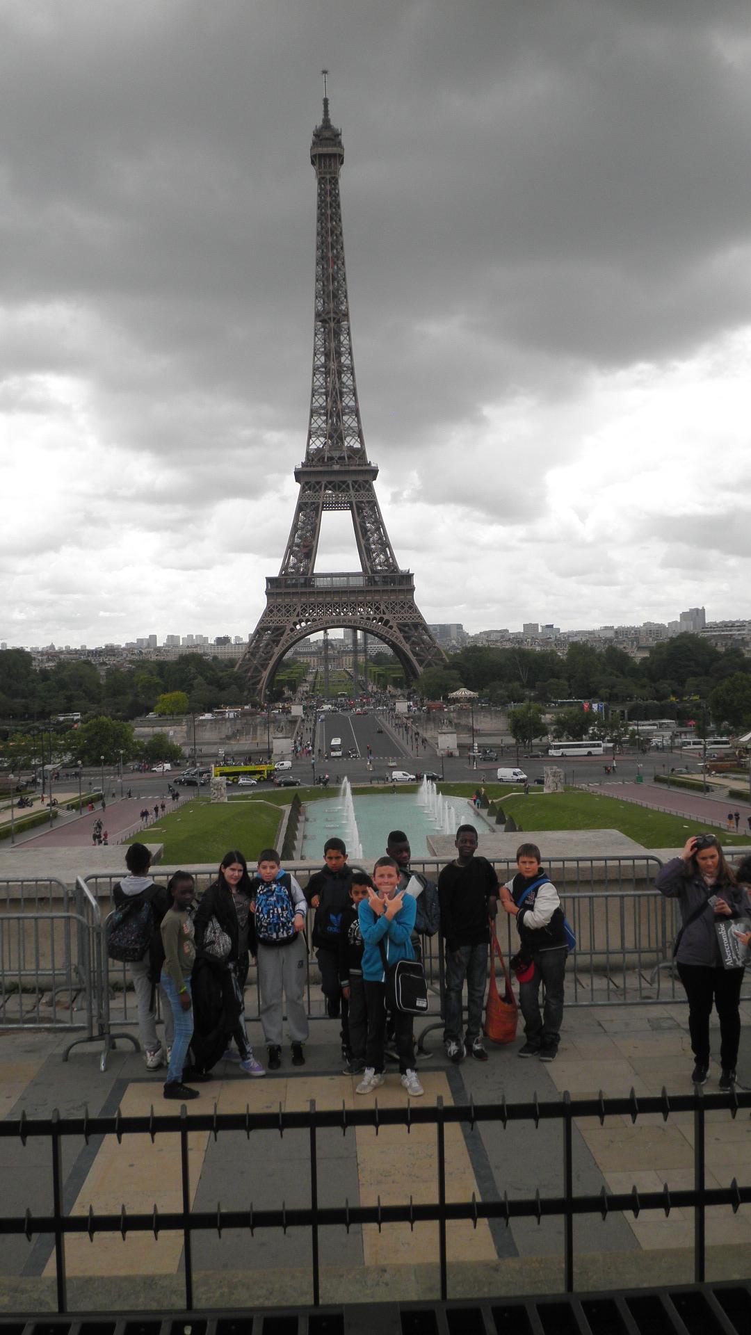Une journée japonaise à Paris – atelier relais 6ème