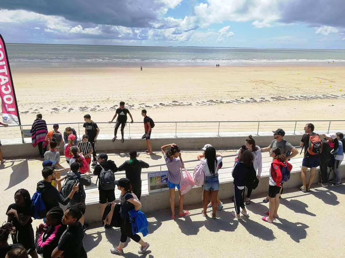 Vendée – Jour 1