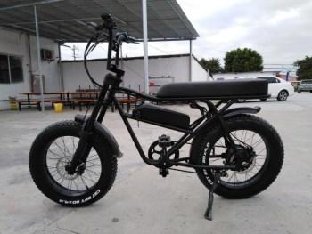 ghostbuster 750w Elcykel Ghostbuster 750W