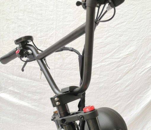styret 1000w 2 Elcykel Ghostbuster 750W