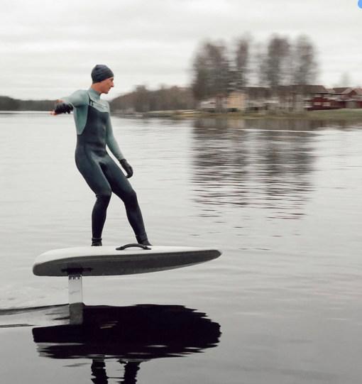 E-surf Elektrisk Surfbräda