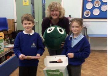 Linda from the NSPCC came into school to tell us all about their Speak Out, Stay Safe programme.
