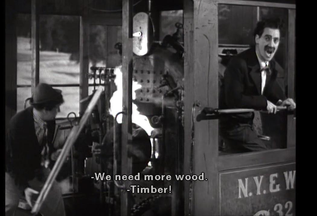 Más madera, esto es la guerra