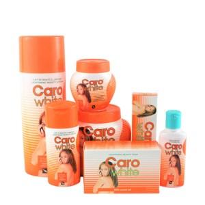 Caro-White Full Package