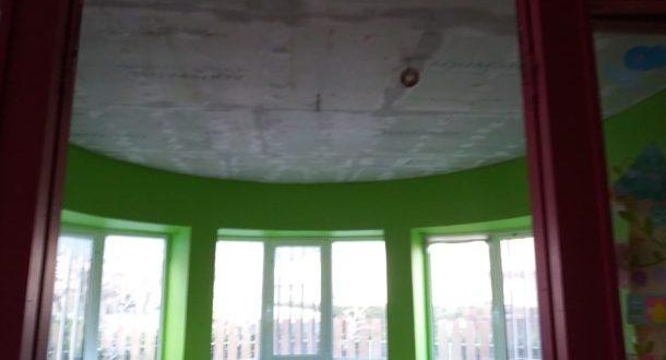 Επισκευή οροφών
