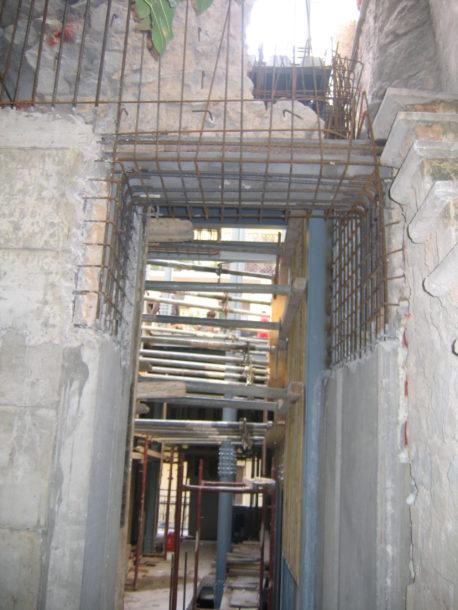 ενισχύσεις κτιρίων