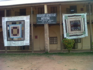 Office of the District Governor, now, Badagry Heritage Museum