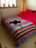 Cottage Ripple Blanket