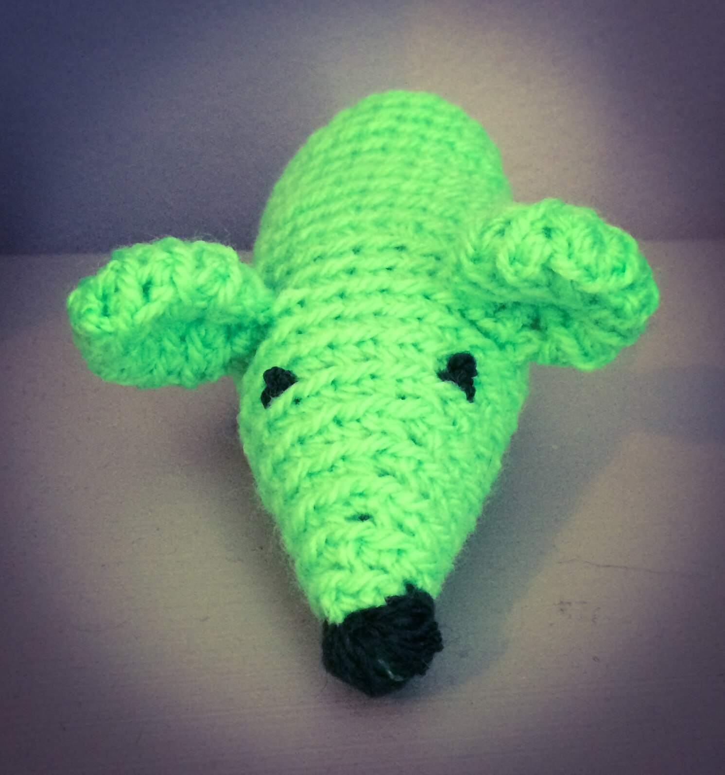 Ravelry: Easy Peasy Catnip Mouse Toy pattern by Meelai | 1595x1492