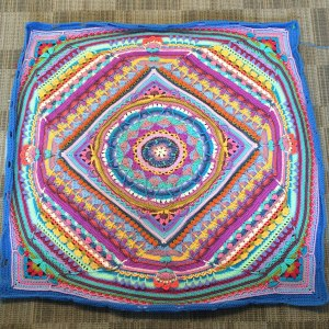 Sophie's Universe blanket almost complete