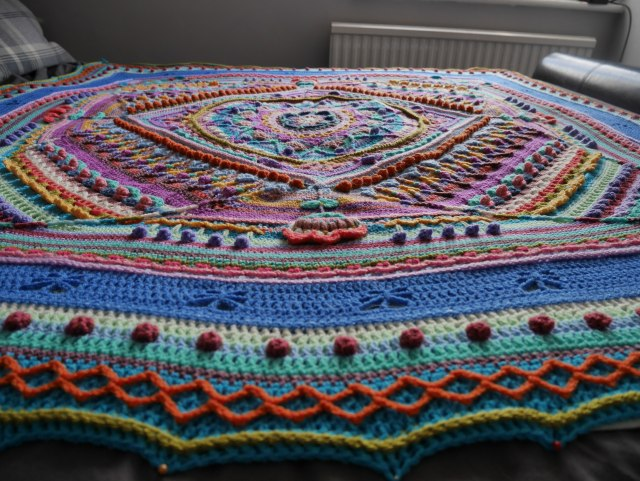 Sophie's universe blanket being blocked