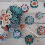 Crochet wedding bouquet – the big reveal!