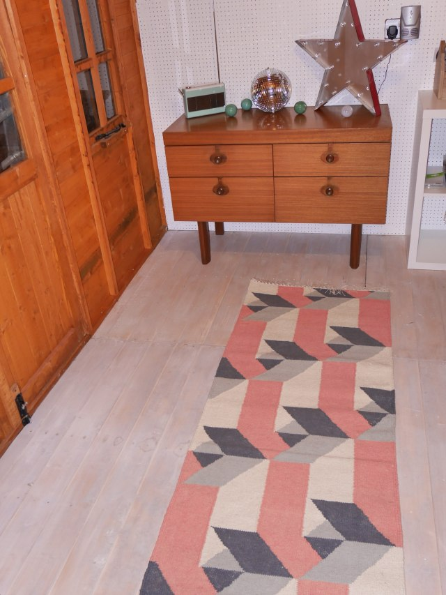 Dakota runner rug from Made