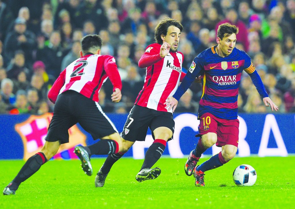 Barsa vs Athletic