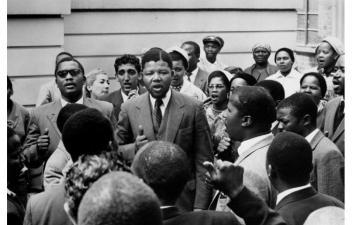 Cadena perpetua para Mandela