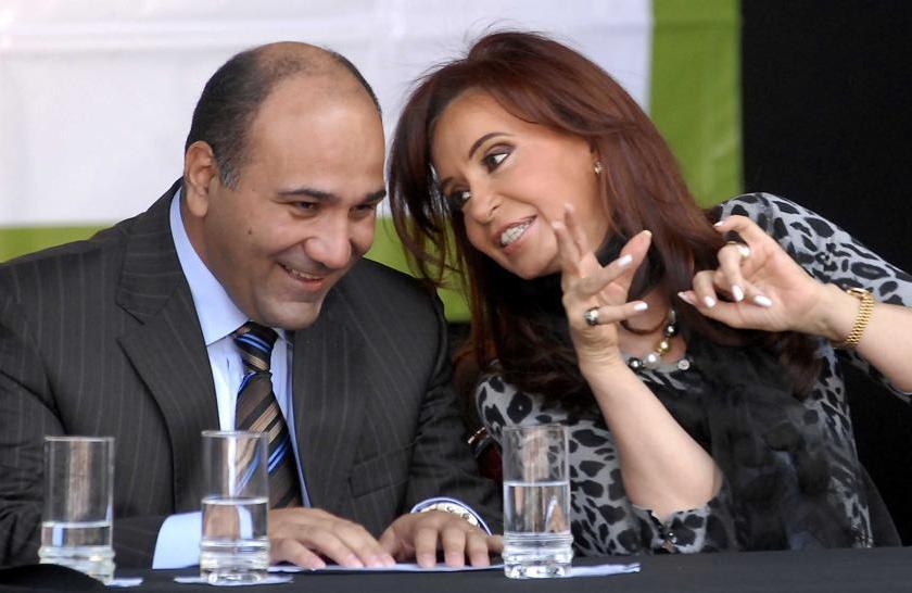 """Juan Manzur, sobre la visita de Cristina Kirchner a Tucumán: """"ella forma parte de otro partido político"""""""