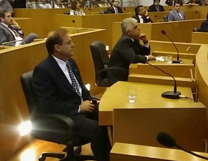 """"""" Cacho"""" Cortalezzi es el nuevo presidente del Concejo Deliberant2"""