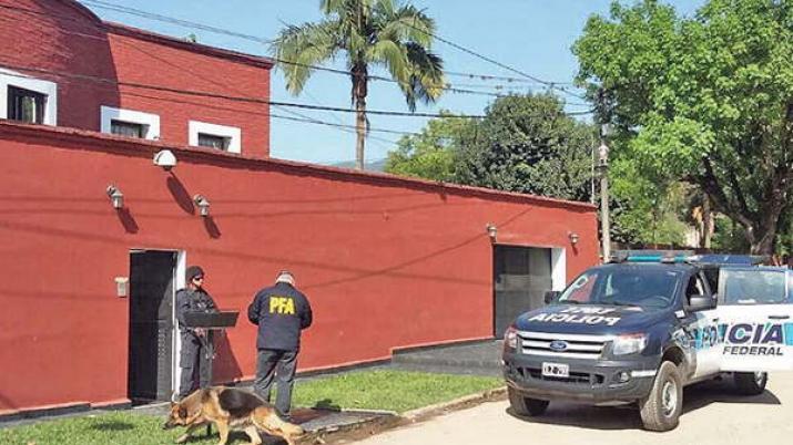 El empresario narco había llegado a formar en 2009 una sociedad comercial junto a Guillermo Rojkés, sobrino de Alperovich