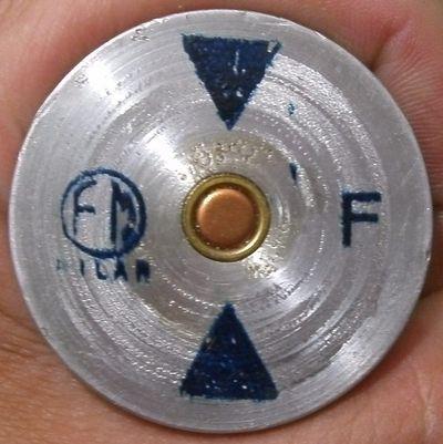 Mensaje mafioso: Desconocidos dejaron cinco granadas en la vereda de una casa