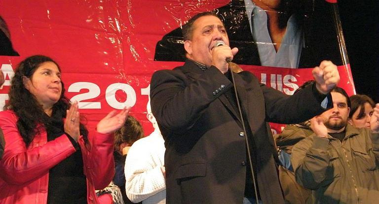 """D'Elía, fuera de control: """"Cristina no puede hacerse la pelotuda, debe convocar a la resistencia"""""""