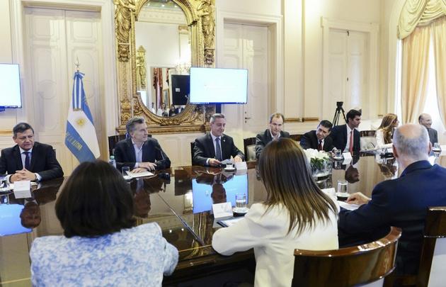 Historico: El Gobierno nacional  junto a las Provincias firmaron un nuevo Pacto Fiscal