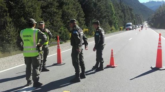 Prefectura mató a un manifestante Mapuche durante una protesta
