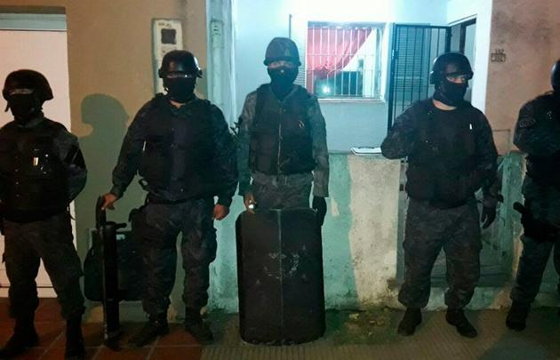 "La prima del ""Kun"" Agüero, presa por vender cocaína"