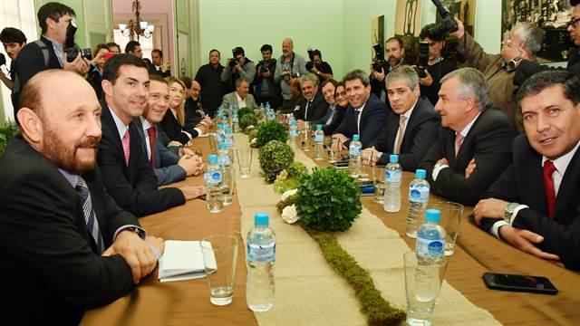 Causa sorpresa entre gobernadores el monto comprometido para Vidal